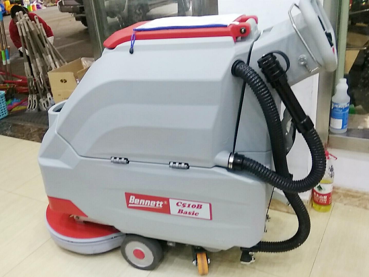 手推式洗地機貝納特Clever 660BT